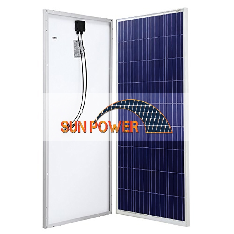 Poly-Crystalline PV Panels